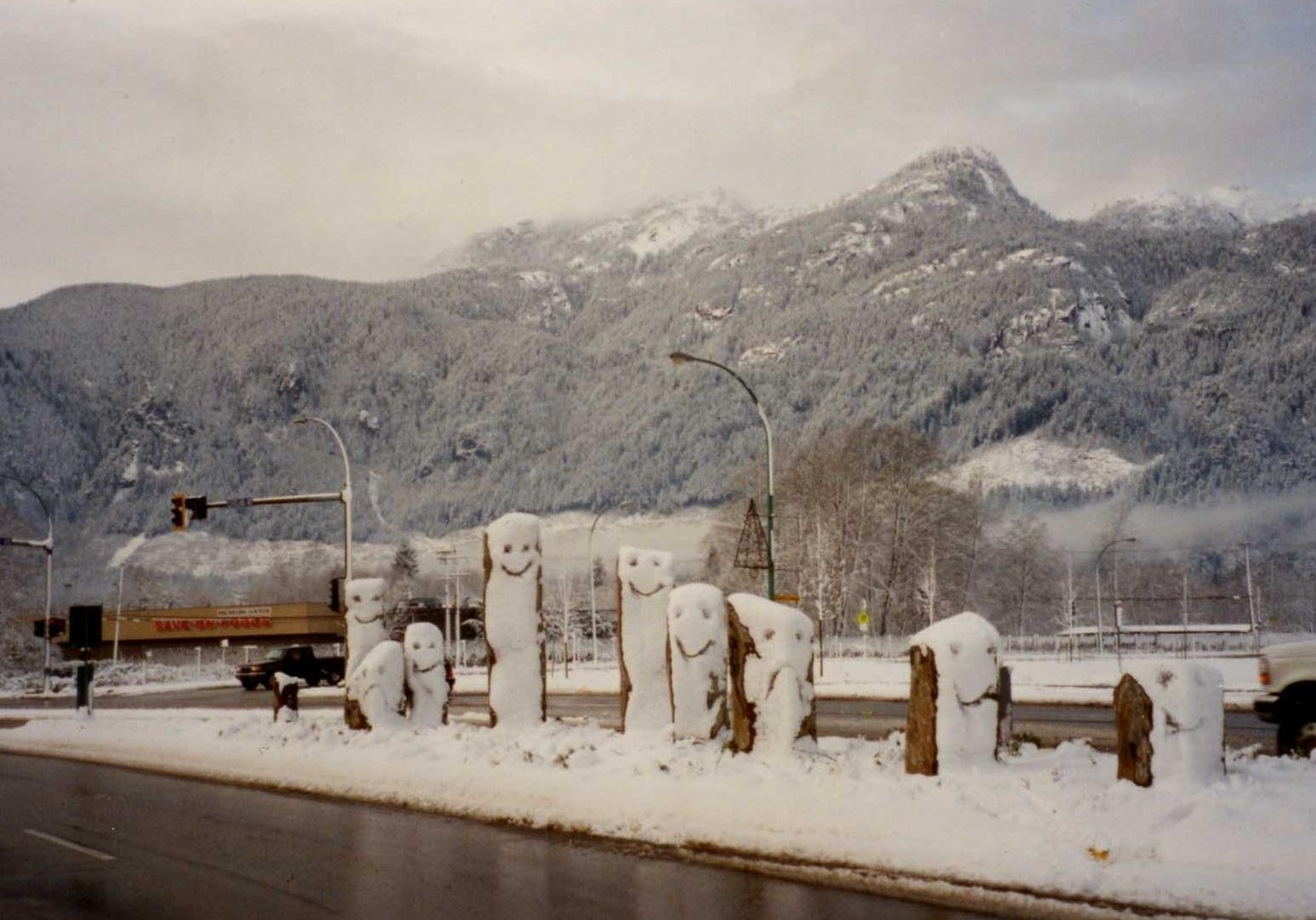 Squamih Snow Gnomes awaiting 2010